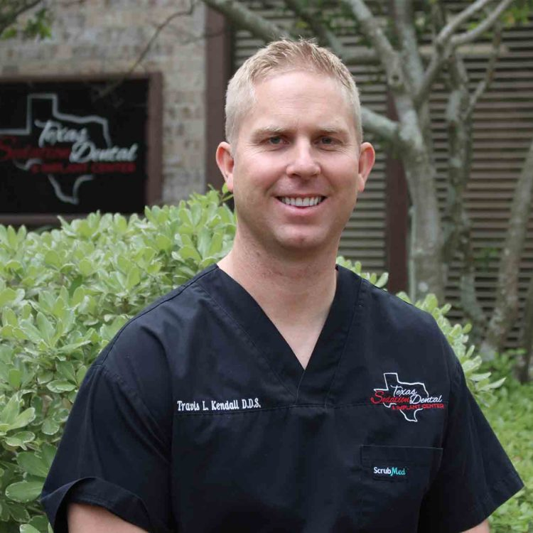 Dr. Travis Kendall Texas Sedation Implants longview tyler dallas east texas