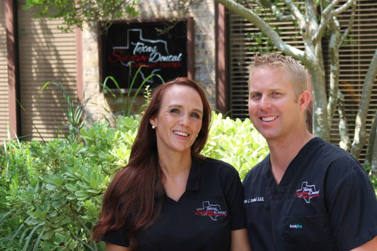 Dr-Travis-Kenall-&-Jennifer-Kendall Texas Sedation Dental and Implant Center Longview Texas Dallas Tyler Texas