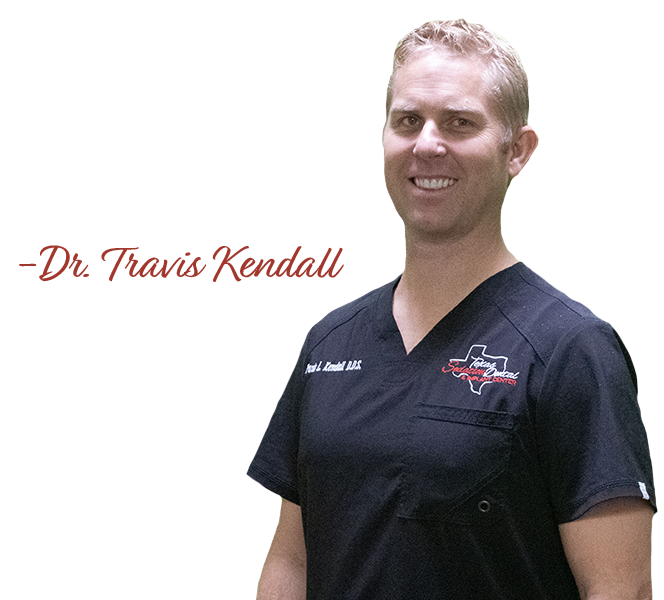 Dr Kendall Quote Transparent Texas Center Dental Sedation and Implant Longview Shreveport Tyler Dallas